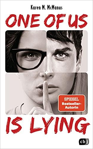 ONE OF US IS LYING: Nominiert für den Deutschen Jugendliteraturpreis 2019 von Karen M. McManus
