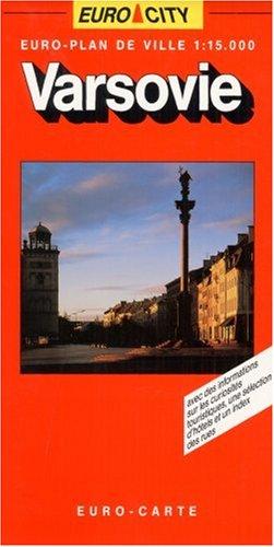 Warsaw (Euro City Map) By Reise- Und Verkehrsverlag