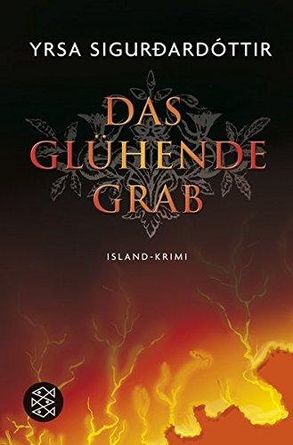 Das glühende Grab: Island-Krimi