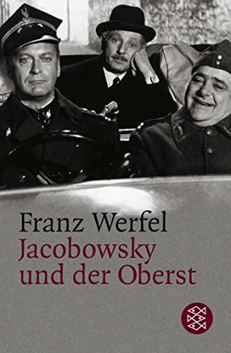 Jakobowsky Und Der Oberst By Franz Werfel