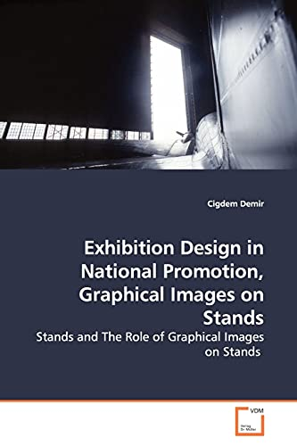 Exhibition Design in National Promotion, Graphical Images on Stands By Cigdem Demir
