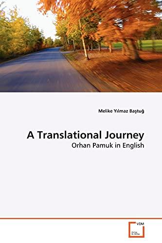 A Translational Journey By Melike Y Lmaz Ba Tu