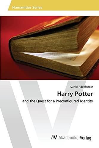 Harry Potter By Adelsberger Daniel