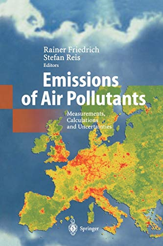 Emissions of Air Pollutants By Rainer Friedrich
