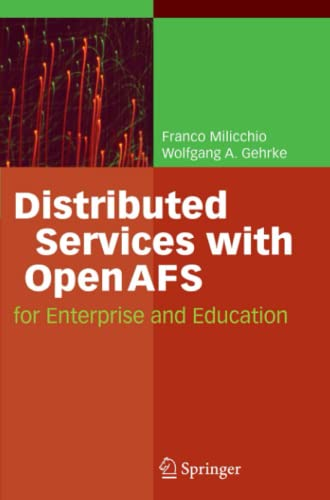 Distributed Services with OpenAFS By Franco Milicchio