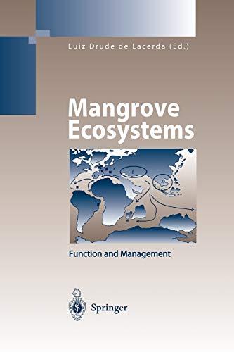 Mangrove Ecosystems By Luiz Drude de Lacerda