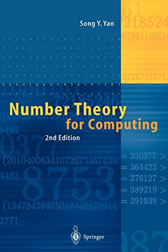 Number Theory for Computing By M. E. Hellmann