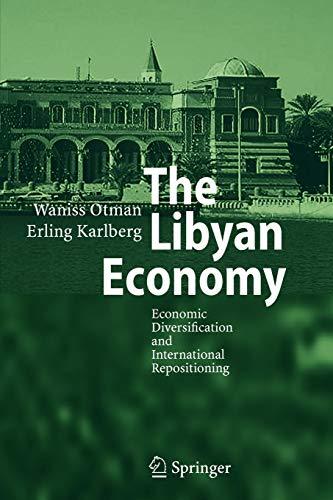 The Libyan Economy By Waniss Otman