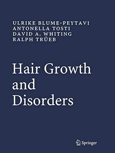 Hair Growth and Disorders By Ulrike Blume-Peytavi