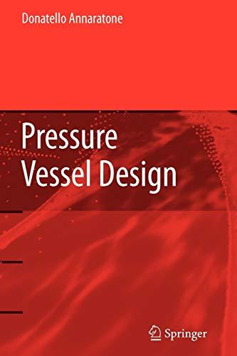 Pressure Vessel Design By Donatello Annaratone