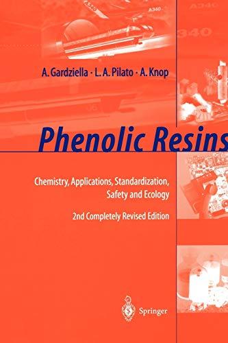 Phenolic Resins By A. Gardziella