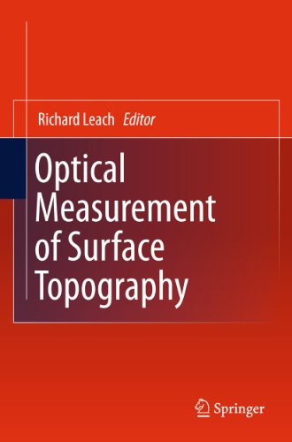 Optical Measurement of Surface Topography By Richard Leach