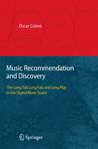 Music Recommendation and Discovery: The Long Tail, Long Fail, and Long Play in the Digital Music Space By Oscar Celma