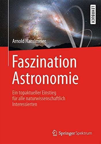 Faszination Astronomie By Arnold Hanslmeier