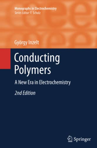 Conducting Polymers By Gyoergy Inzelt