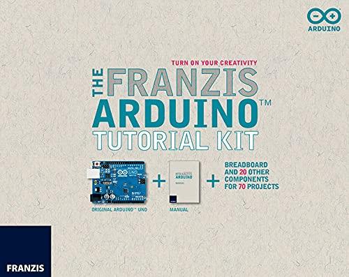 Franzis Arduino Tutorial Kit & Manual By Franzis Verlag GmBH