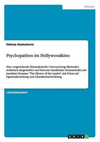 Psychopathen im Hollywoodkino By Helena Stamatovic