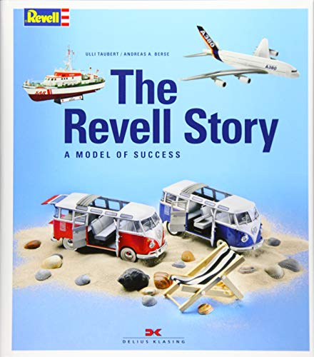 The Revell Story By Andreas A. Berse