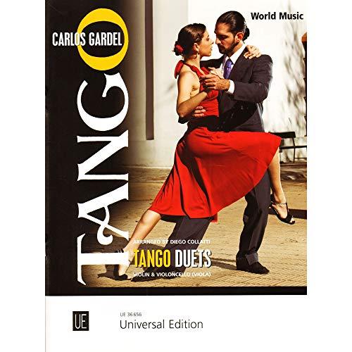 Tango Duets von Carlos Gardel