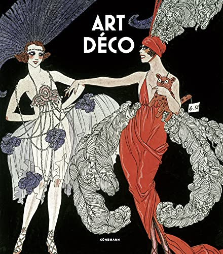 Konemann: Art Deco By Franziska Bolz
