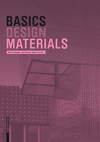 Basics Materials By Manfred Hegger