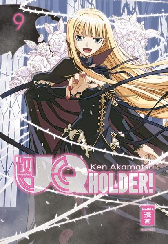 UQ Holder! 09 By Ken Akamatsu