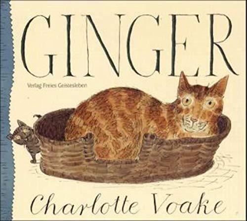 Ginger By Charlotte Voake