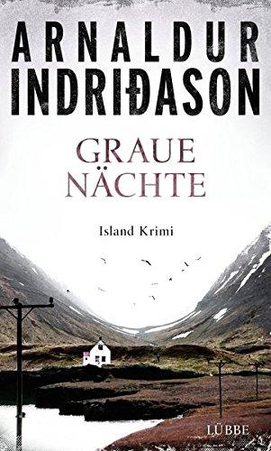 Graue Nächte: Island-Krimi By Arnaldur Indriðason