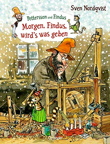 Morgen, Findus, wird's was geben von Sven Nordqvist