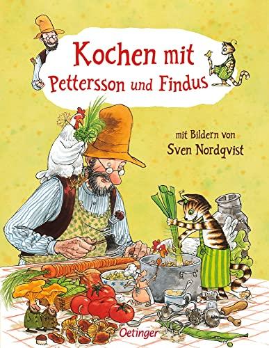 Kochen mit Pettersson und Findus von Sven Nordqvist
