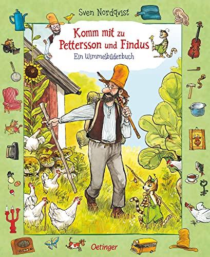 Komm mit zu Pettersson und Findus! Ein Wimmelbilderbuch: Ab 30 Monate von Sven Nordqvist