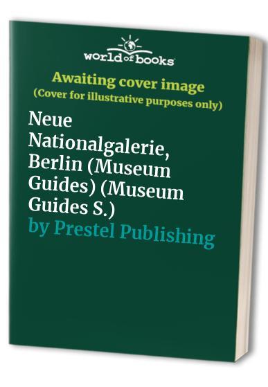 Neue Nationalgalerie, Berlin By John W Gabriel