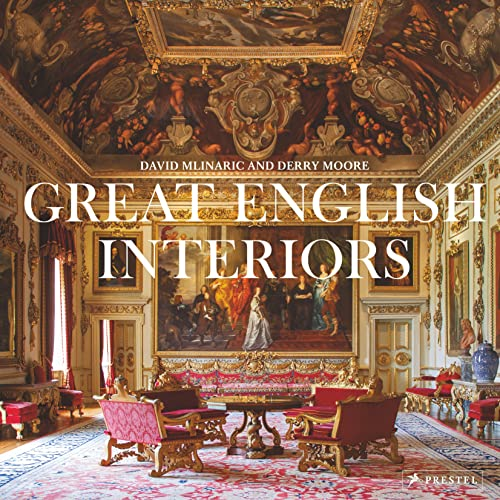 Great English Interiors By Photographs by Derry Moore