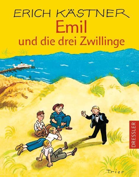 Emil und die drei Zwillinge By Erich Kastner