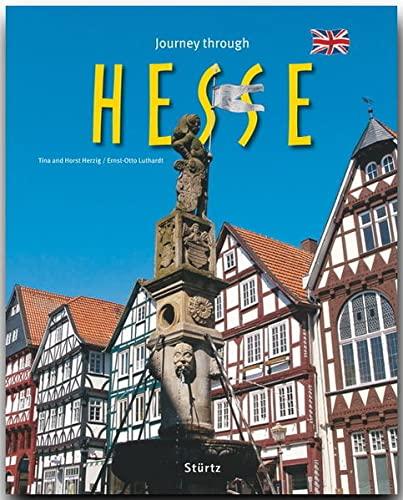 Journey Through Hesse By Ernst-Otto Luthardt