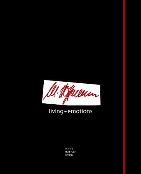 Living Emotions By Mathias Hoffmann