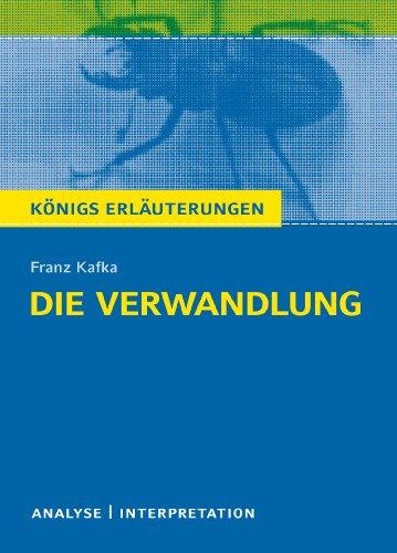 Konigs/Kafka/Die Verwandlung par Volker Krischel