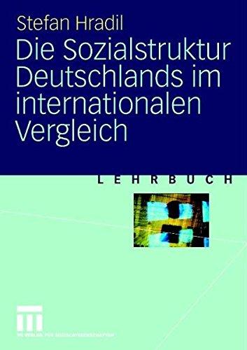 Sozialstruktur Deutschlands im internationalen Vergleich