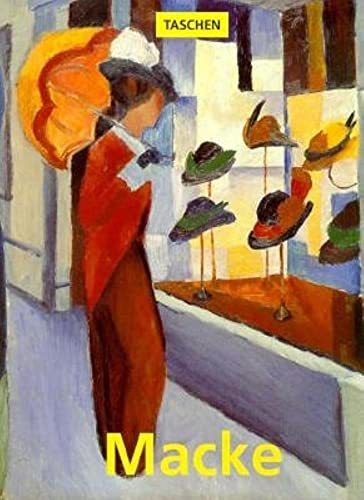August Macke by Anna Meseure