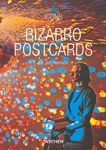 Bizarro Postcards By Edited by Jim Heimann