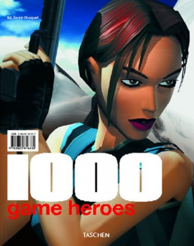 1000 Game Heroes By David Choquet
