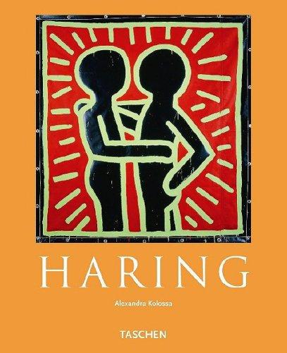 Haring (Taschen Basic Art Series) By Alexandra Kolossa