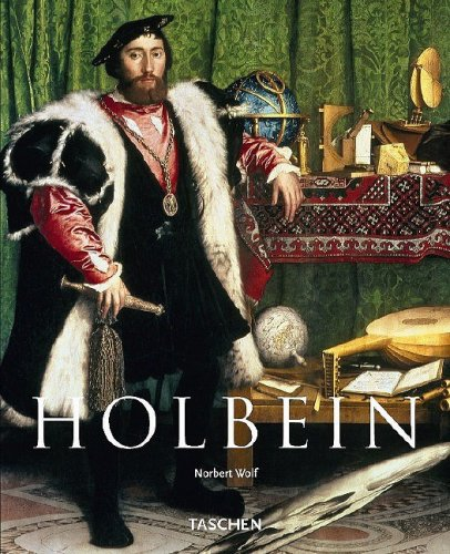 Holbein By Norbert Wolf
