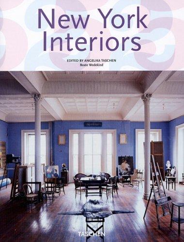 Interiors New York By Angelika Taschen