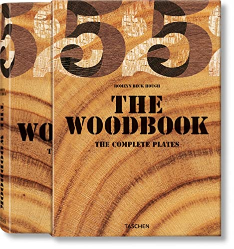 The Woodbook By TASCHEN