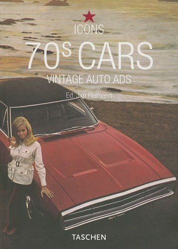 Vintage Cars of the 70s By Tony Thacker