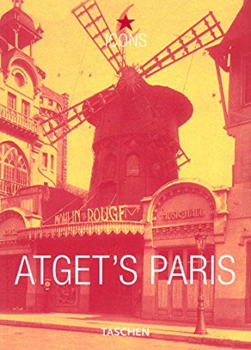 Eugene Atget's Paris (Icons) By Andreas Krase