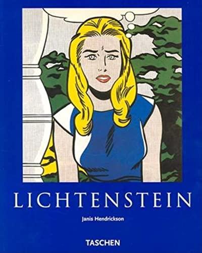 Lichtenstein (Taschen Basic Art Series) By Janis Hendrickson