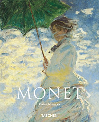 Monet (Taschen Basic Art Series) By Christoph Heinrich