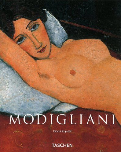 Amedeo Modigliani 1884-1920: The Poetry of Seeing (Taschen Basic Art Series) By Doris Krystof